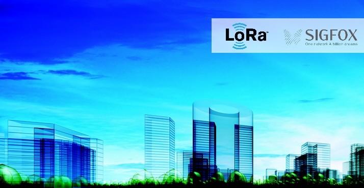 multi protocol LoRa SigFox
