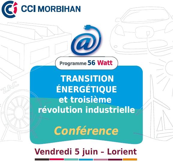 Conférence Transition Energétique  – 5 Juin 2015