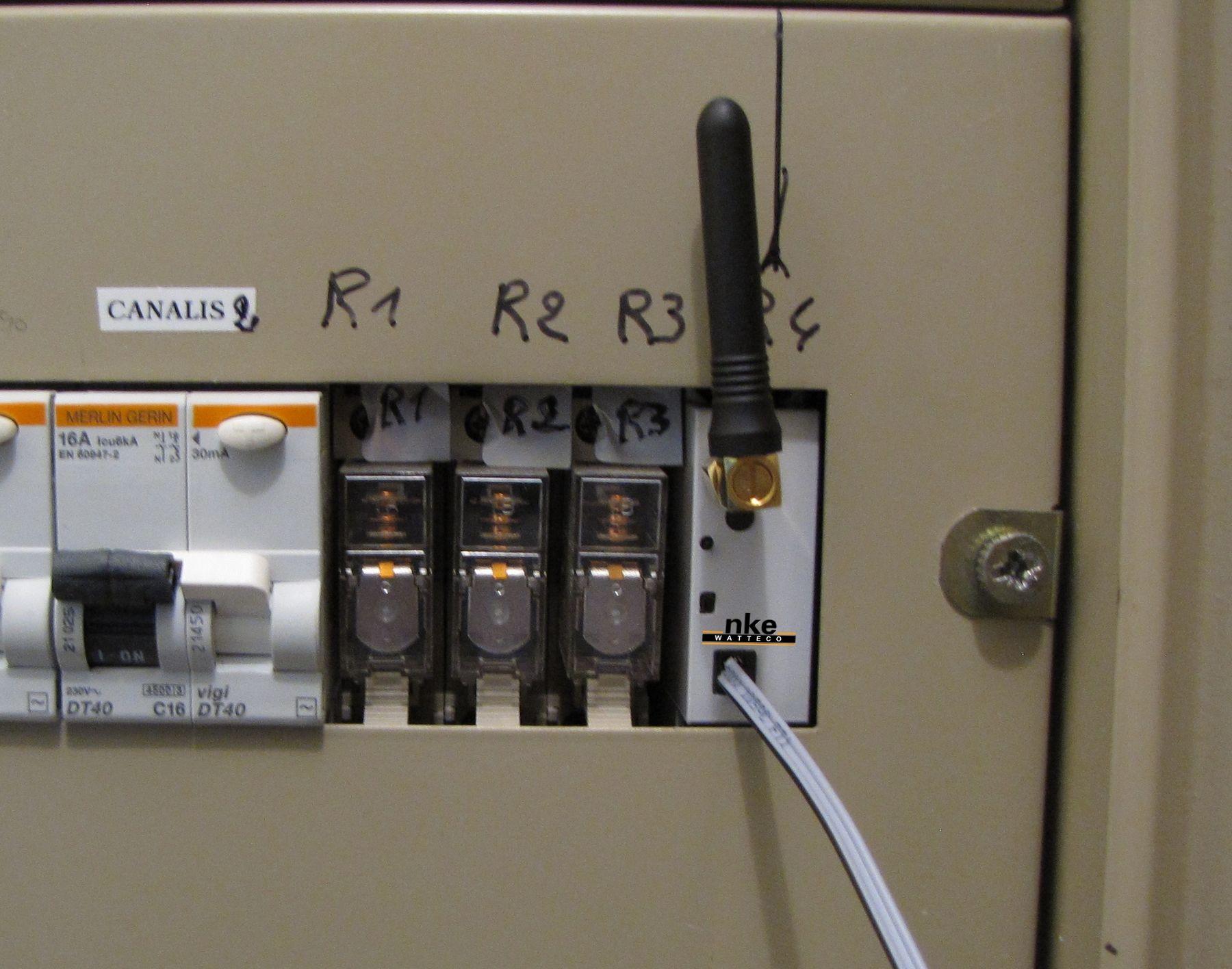 Une nouvelle solution pour le suivi des consommations électriques en temps réel