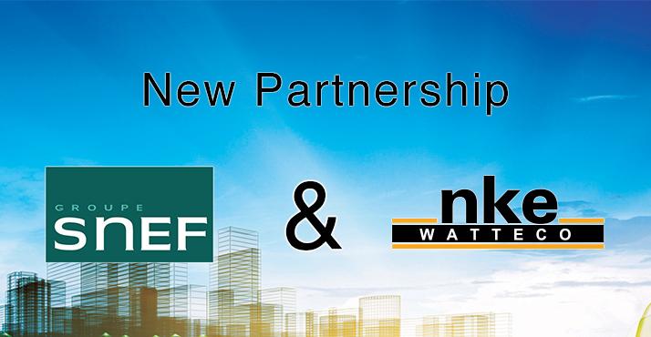 Alliance nke Watteco & SNEF Lab