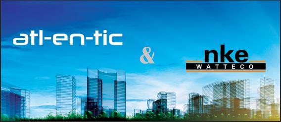 Nke Watteco annonce la création de la co-entreprise ATL-EN-TIC