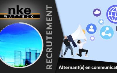 nke WATTECO recherche son futur talent en communication !