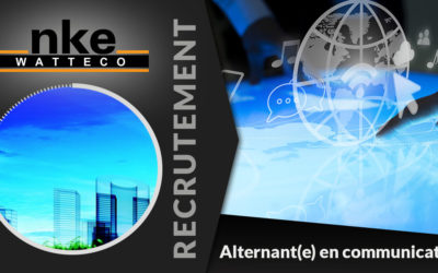 nke WATTECO recherche son futur talent en communication !